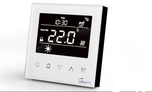 搞清楚这些你就会选择地暖温控器了!