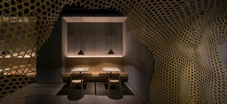 别找了,2018年最好看的餐饮空间设计都在这里了_9