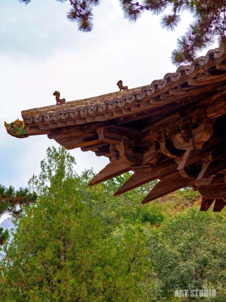 """""""最早""""""""最好""""的中国木结构建筑_26"""