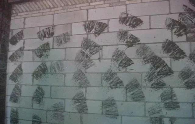碧桂园墙面抹灰甩浆施工工艺做法图解