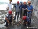 水利施工钻孔灌注桩的施工技术
