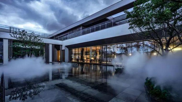最美万科售楼中心 —— 打破传统的设计理念
