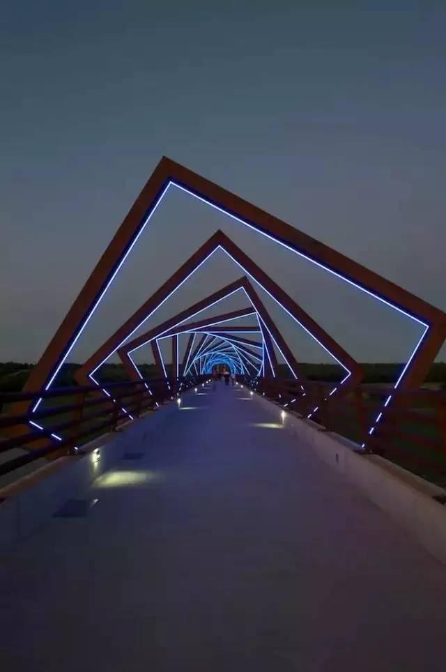 [创意设计]景区造个这样的创意桥,游客肯定忘不了!_3