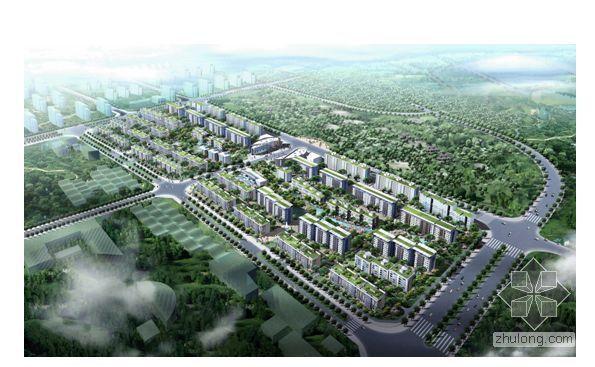 北京某多层剪力墙结构高档公寓群施工组织设计(鲁班奖)