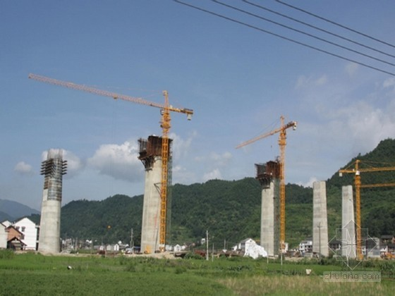 特大桥160米主跨连续梁0#块施工方案(支架现浇 混凝土温控)