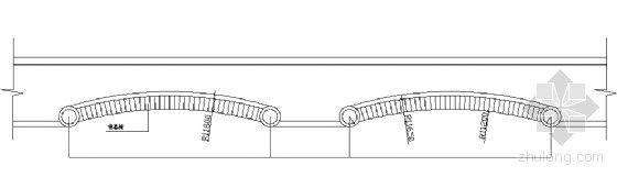 花坛座椅详图