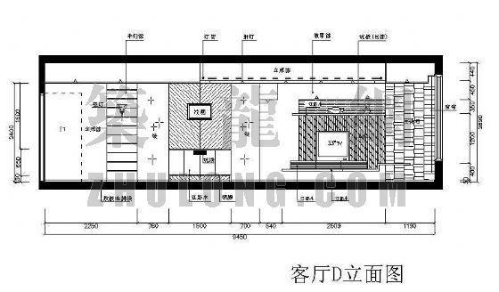 三层别墅装修图-3