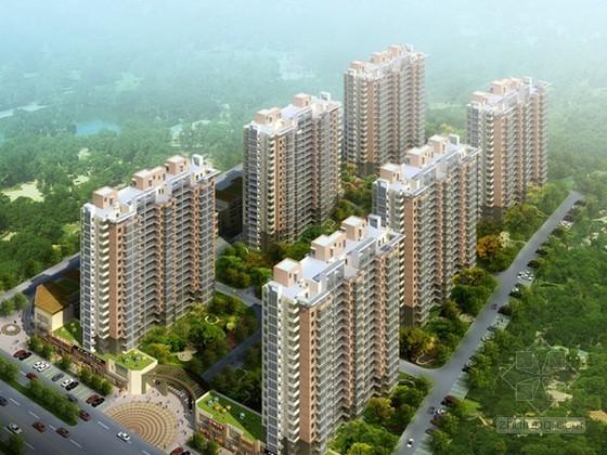[四川]高层住宅楼监理投标文件110页(附监理规划)