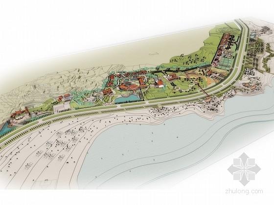 [福建]滨海生态旅游度假区概念性规划设计方案文本(含多个地块)