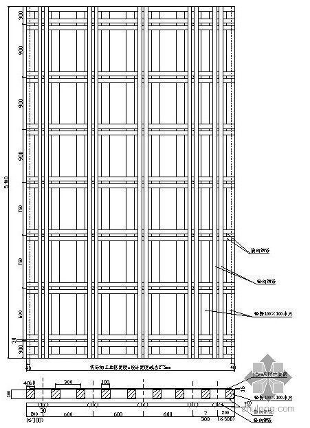 南京某科研办公楼施工组织设计(15层 框剪结构)