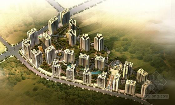 [重庆]安置房住宅楼工程防水工程施工方案