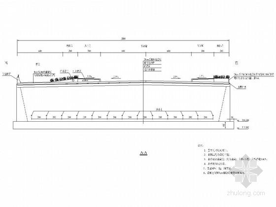 [浙江]现浇混凝土板桥施工图设计25张
