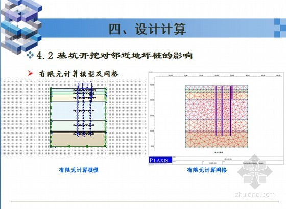 [上海]机场工程拉森钢板桩承台基坑支护施工方案(评审汇报方案)