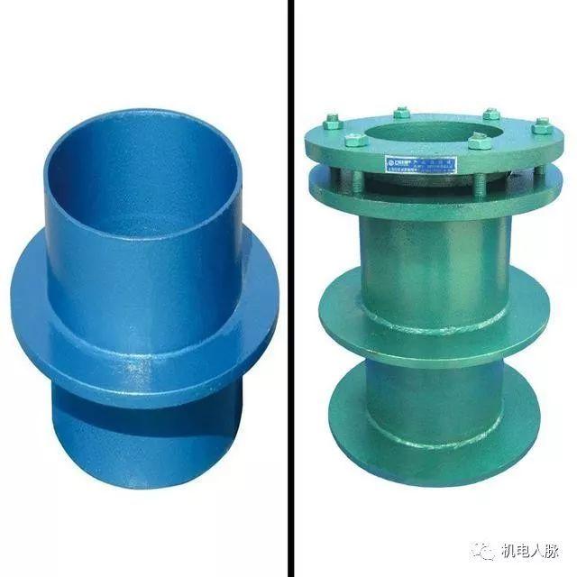建筑地下室防水套管的知识