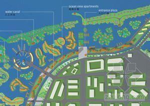 海南美丽沙整体建筑规划文本