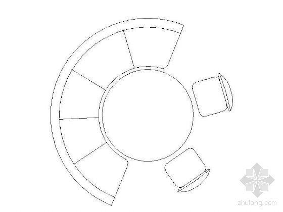CAD综合图块集