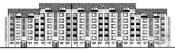 多层住宅施工图