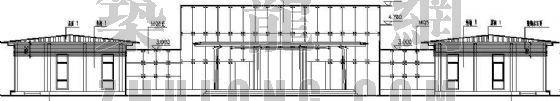 某售楼处建筑设计方案