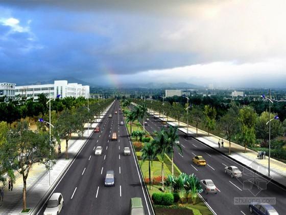 [投标]市政道路施工组织设计161页(含雨污水工程、管廊)