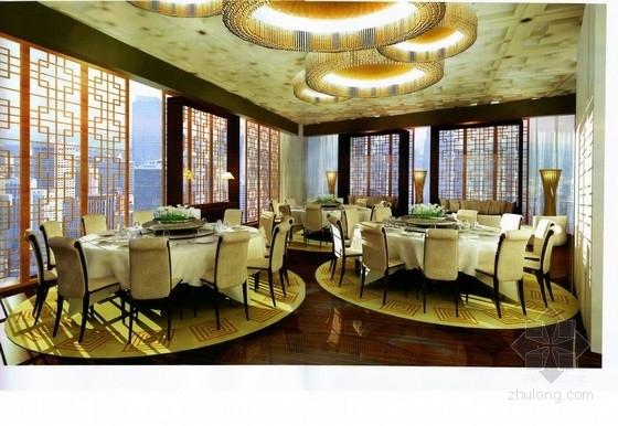 [深圳]豪华五星级酒店设计方案图