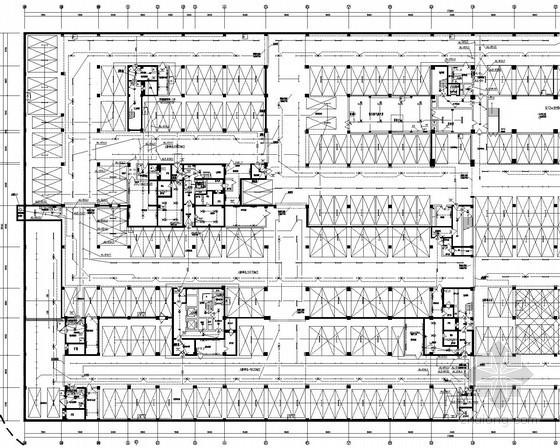 [浙江]商业中心项目电气施工图纸(甲级设计院)