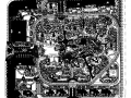 欧式住宅小区景观设计全套施工图