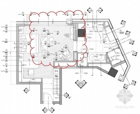 [上海]著名酒店室内艺术品设计规范