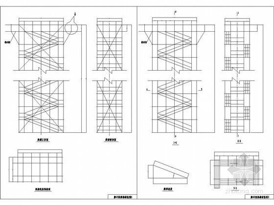 [贵州]桥梁落地式钢管脚手架施工专项方案(含计算书)