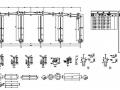 34米大跨门式钢架厂房结构亿客隆彩票首页图