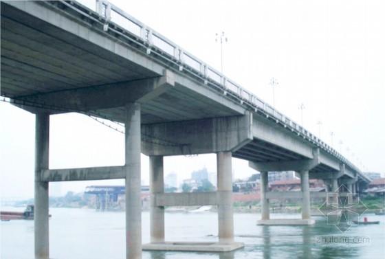 某装配式预应力混凝土连续梁桥系梁施工方案
