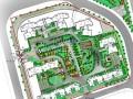 [长沙]中式现代小区景观设计方案
