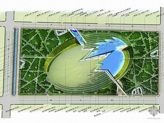 山东公园规划设计方案