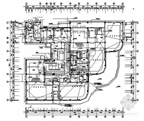 北京某三层幼儿园电气施工图