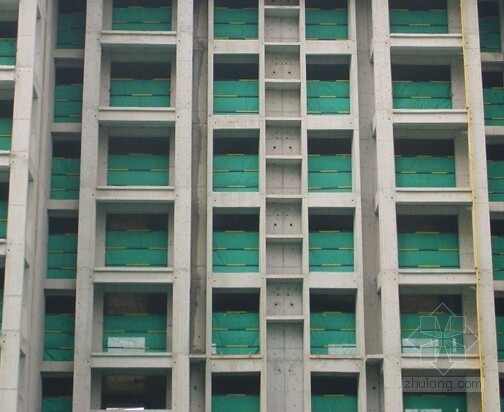 [QC成果]提高现浇混凝土凸窗板合格率