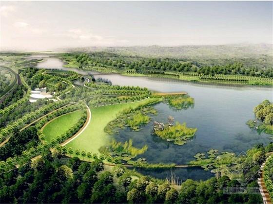 [辽宁]生态生长生机湿地公园景观设计方案