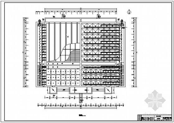 [河南]某市污水处理厂施工图纸