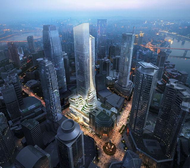 """当古谚语""""书中自有黄金屋""""成为城市综合体设计灵感"""
