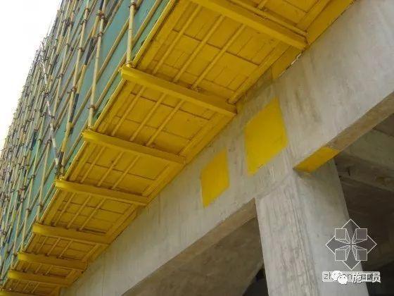施工外脚手架及安全防护棚专项施工展示!_3