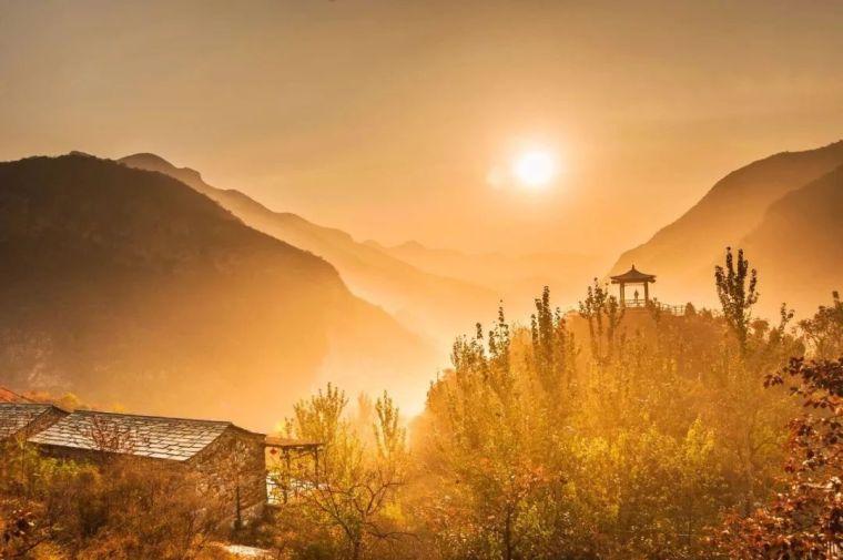 这里的秋天会画画,住进获国际大奖的最美民宿:姥姥家_31