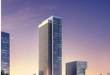 鞍山移动办公大楼电气设计方案