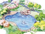 [浙江]杭州金渡花园公园全套景观概念性设计文本
