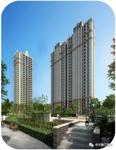 台银城住宅及商业项目BIM技术综合应用——中天六建