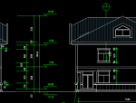 疗养院一套效果图+建筑图