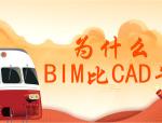 为什么说BIM比CAD牛?