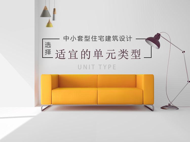 选择适宜的单元类型——中小套型住宅建筑设计
