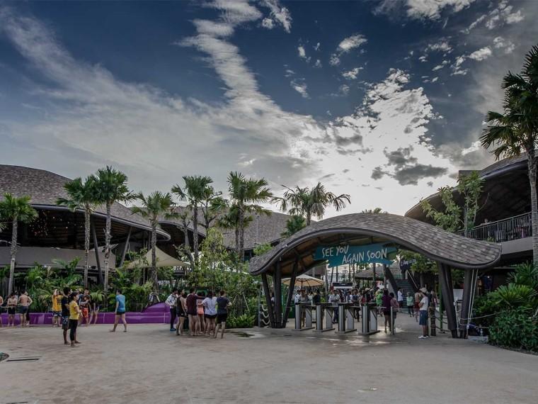 华欣瓦纳那瓦丛林水上乐园