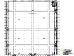 鹏康电机有限公司钢结构厂房施工图(CAD,7张)