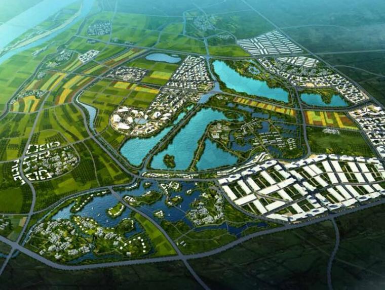 [广东]佛山海峡两岸创意农业城规划景观概念设计文本(PDF+83页)
