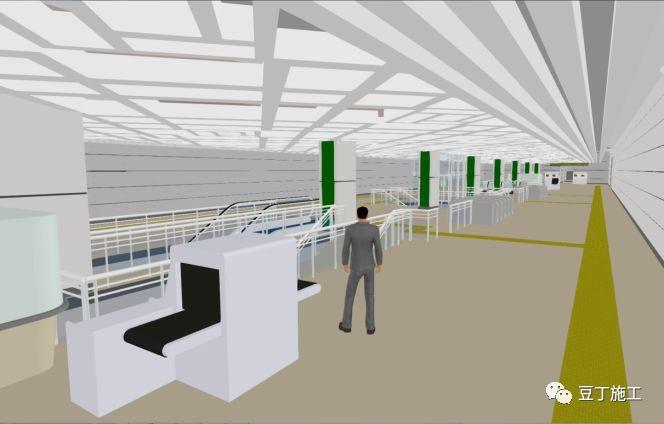 BIM技术如何在地铁项目中应用?_19
