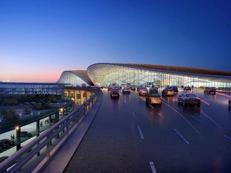 UPS在机场的应用资料下载-机场复航改造项目——高架桥工程现浇箱梁施工方案
